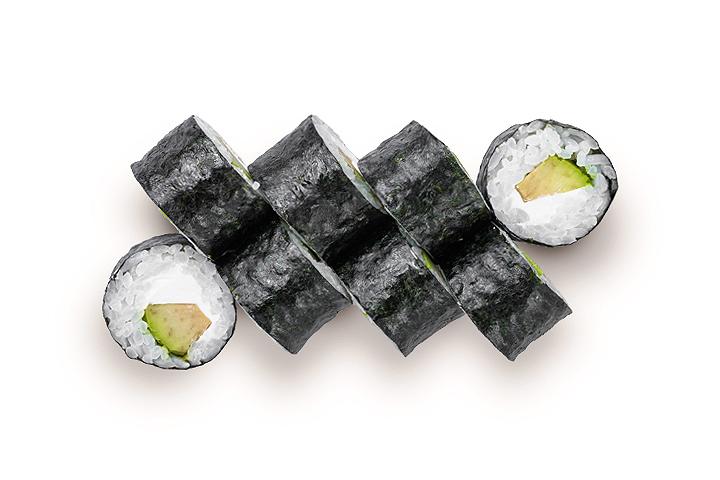 Авокадо маки