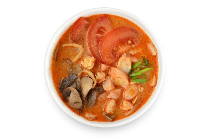 суп Том Ям (без риса)